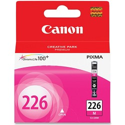 CLI-226 Magenta Ink Tank for PIXMA MG5120, MG5220, iP4820, iP4920 Printers