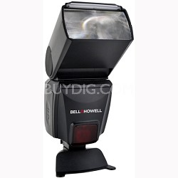 High Speed Power Zoom Flash with Metal Hot Shoe for Canon EOS (Z1080AFZ-C)