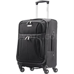 Aspire XLite 19-Inch Spinner Upright Luggage (Black) 74576-1041