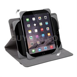 "Fit-n-Grip Universal Case for 9-10"" Rotating Tablets - THZ592US"