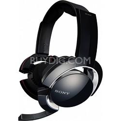 DR-GA500 PC Gaming Audio Headset (Black)