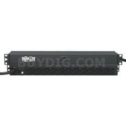 20A 120V Rackmount Power Distribution Unit - PDU1220
