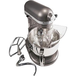 KP26M1XPM Professional 600 Series Stand Mixer, Pearl Metallic