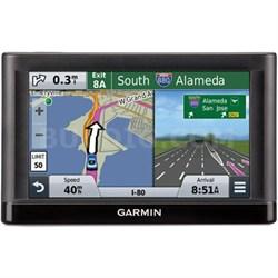 nuvi 55 GPS Navigator System w/ Spoken Directions - Refurbished 1 yr. Warranty