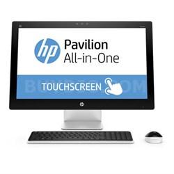 """Pavilion 27-n110 27"""" Intel Core i5-6400T All-in-One Desktop PC - OPEN BOX"""