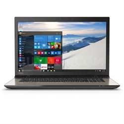 """L75-C7234 17.3"""" (TruBrite) Intel Core i5-5200U Dual-core Notebook - OPEN BOX"""