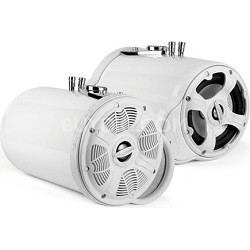 """MT6552WS 6.5"""" White Double Ended Marine Tubbies"""