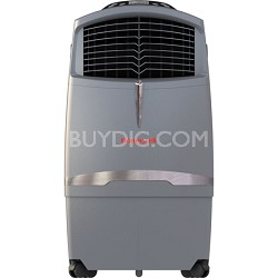 CL30XC 63 Pt. Indoor Portable Evaporative Air Cooler with Remote Control - Grey