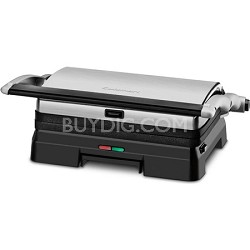 Griddler 3-in-1 Grill and Panini Press