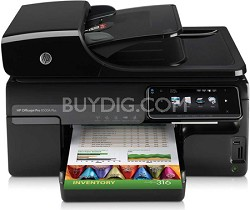 MF HP OJ Pro 8500A Plus e-AIO Printer A910G - OPEN BOX