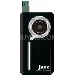 Jazz DV-150- Black Digital movie camera; movie record, picture record, voice rec