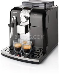 Syntia Focus Automatic Espresso Machine Black finish HD8833/47- Refurbished