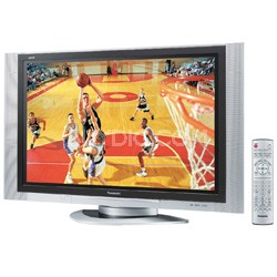 "TH-42PD25U/P 42"" Plasma TV with Built-In ATSC/QAM/NTSC Tuners / CableCARD Slot"