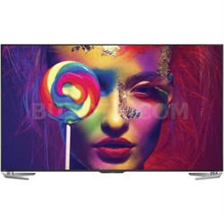 LC-80UH30U - 80-Inch Aquos 4K Ultra HD Smart Android LED TV