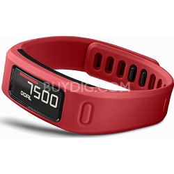 Vivofit Bluetooth Fitness Band (Red) (010-01225-08)