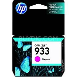 933 Magenta Officejet Ink Cartridge