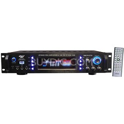 Pro P3201ATU 3000 Watts Hybrid Pre Amplifier with AM/FM Tuner/USB