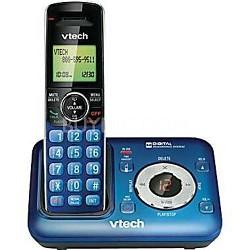 CS6429 DECT 6.0 Cordless Phone, Blue, 1 Handset
