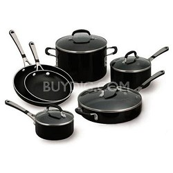 Simply Calphalon Enamel 10-pc. Cookware Set - 1756542