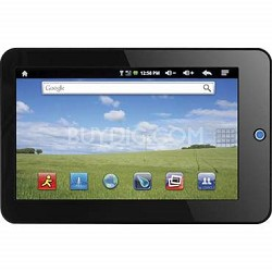 "7"" Touch Screen eGlide eReader with Android 2.1 with Dual Core Processor"