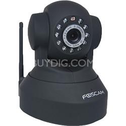 FI8918W Wireless Pan & Tilt IP/Network Cam w/Night Vision (Black)
