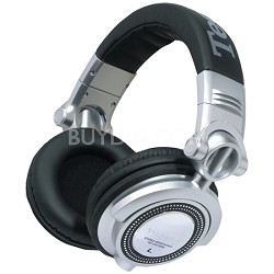 Technics Professional DJ Headphones - Silver/Black (RP-DH1250-S)