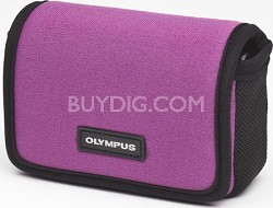 Neoprene Sport Horizontal Camera Case (Plum)