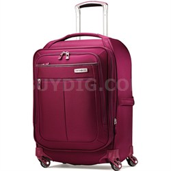 """MIGHTlight 19"""" Spinner Luggage - Berry"""