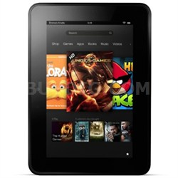 "Kindle Fire HDX 7"" Touchscreen 16GB Wi-Fi  With Special Offers - OPEN BOX"