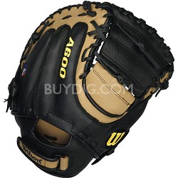 A600 Junior Catcher's Mitt - Right Hand Throw - Size 32.5""