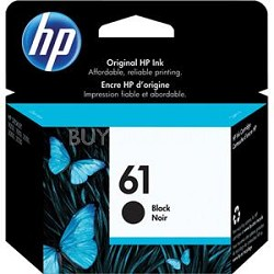 61 Ink Cartridge - Black
