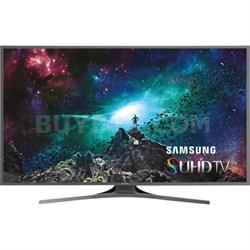 UN50JS7000  - 50-Inch 4K Ultra SUHD Smart LED TV - REFURBISHED O/B