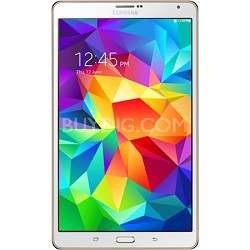 "Galaxy Tab S 8.4"" Tablet - (16GB, WiFi, Dazzling White) OPEN BOX"