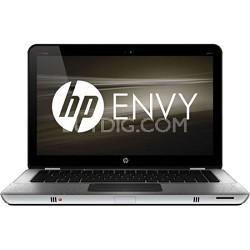 "ENVY 14.5"" 14-1210NR Notebook PC Intel Core i5-480M Processor OPEN BOX"