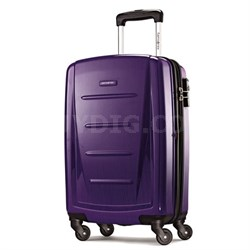 "Winfield 2 Fashion HS Spinner 20"" - Purple Retail - OPEN BOX"