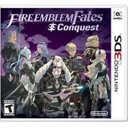 Fire Emblem Conquest 3DS