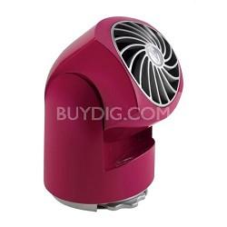 V6 Flippi Personal Fan, Small, Raspberry Pink
