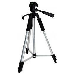 "57"" Camera full size Tripod With Deluxe Tripod Carrying Case For Digital Cameras"