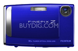 FinePix Z10fd 7.2MP Digital Camera (Blue)