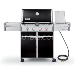 7221001 Summit E-420 Natural Gas Grill - Black