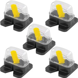 Magnetic Basic Stud Finder SSI47-400 - 5 Pack