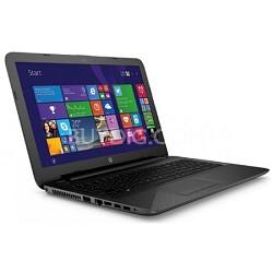 """15-af015nr 15.6"""" AMD Dual-Core E1-6015 APU 2 500GB 5400RPM Notebook"""