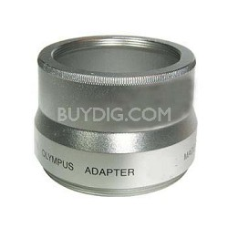 Lens Barrel Adapter F/ Olympus C-700 and SP500- 52mm