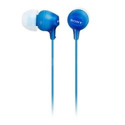 EX Series Earbud Headset in Blue - MDR-EX15AP/L