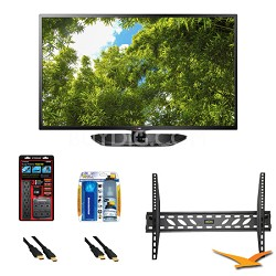 60LN5400 60-Inch 1080p 120Hz Direct LED HDTV Mount Bundle