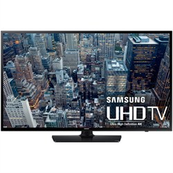 UN55JU6400 - 55-Inch 4K Ultra HD Smart LED HDTV - OPEN BOX