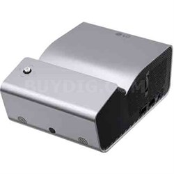 Ultra Short Throw LED Projector w/ Embedded Battery and Screen Share - PH450UG