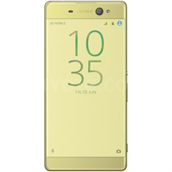 Xperia XA Ultra 16GB 6-inch Smartphone, Unlocked - Lime Gold