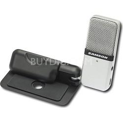 Go Mic Compact USB Microphone - Plug n' Play