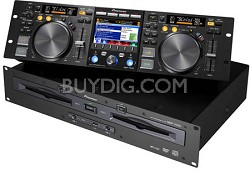MEP-7000 Professional Multi-Entertainment Player